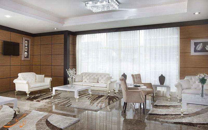 هتل بلک استون دبی-هتل برتر تجاری دبی