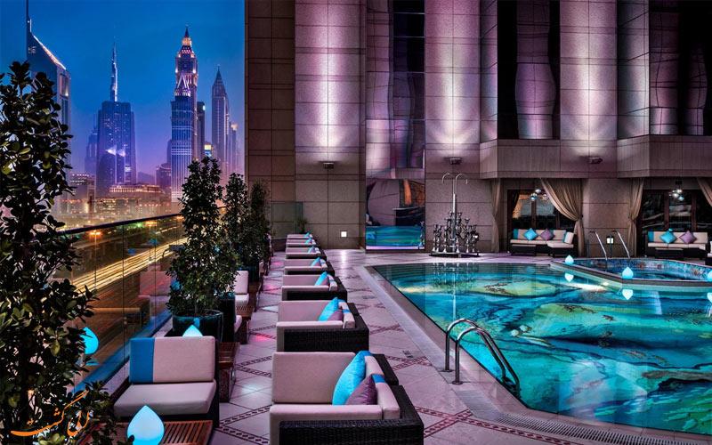 هتل-فیرمونت-دبی-هتل برتر تجاری دبی