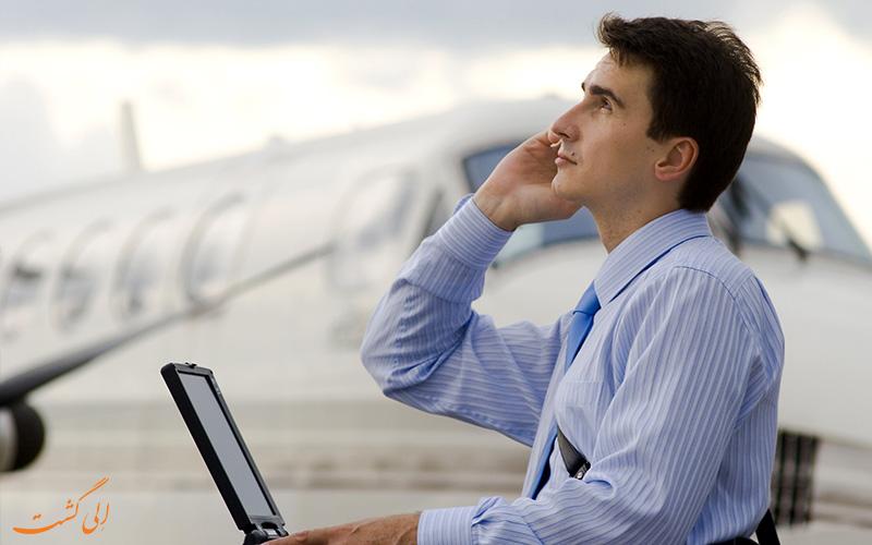 نکاتی برای مسافران تجاری-شارژ وسایل