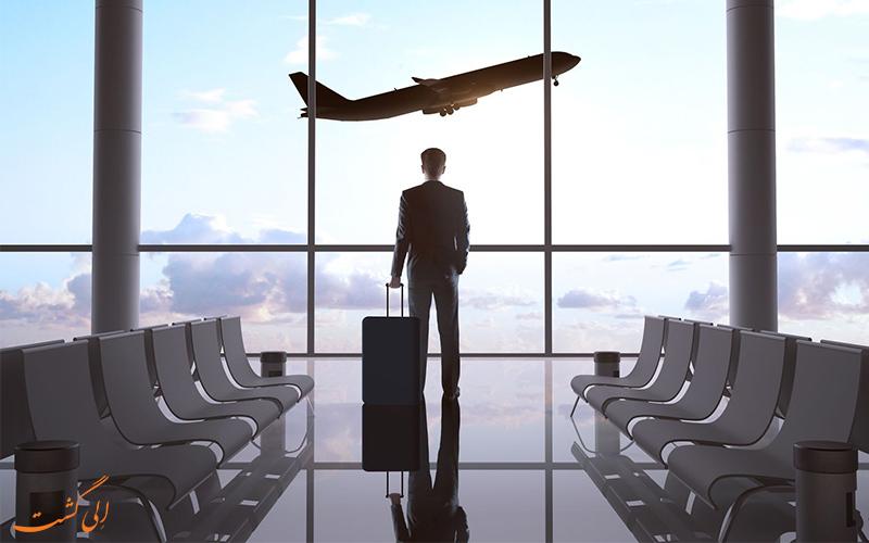 نکاتی برای مسافران تجاری