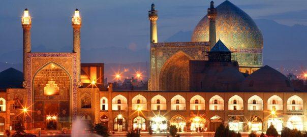 سفر سیاحان مشهور به ایران