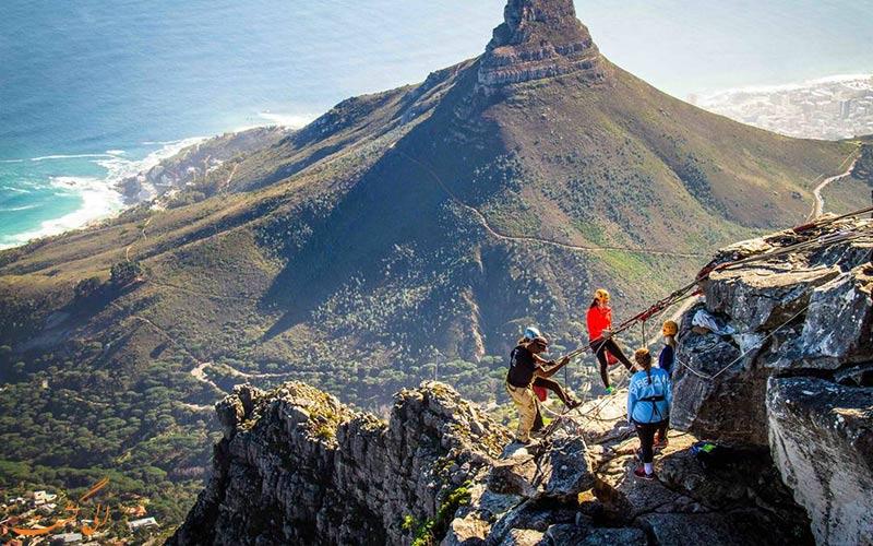 فتح قله کیپ تاون-