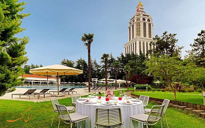 هتل شرایتون در لیست بهترین هتل های باتومی گرجستان