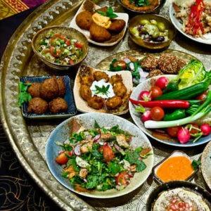 غذای دبی