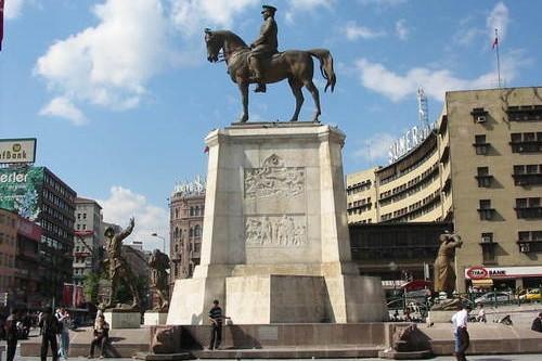 منطقه تاریخی اولوس آنکارا