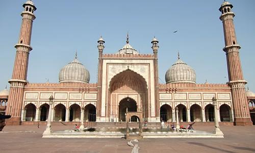 Jama-Masjid-Delhi