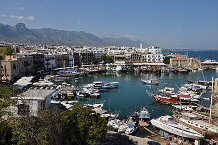 Kyrenia-Harbour