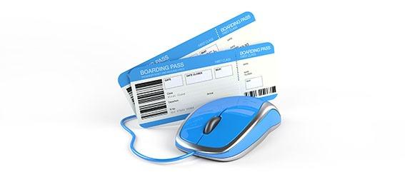 Online Airline tickets