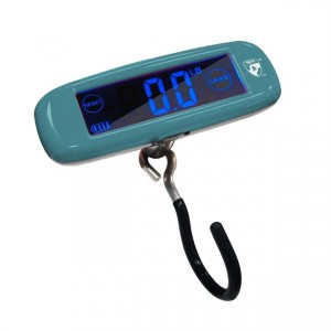 lectronic Luggage Scale