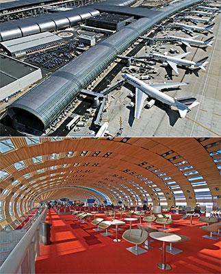 فرودگاه های پاریس