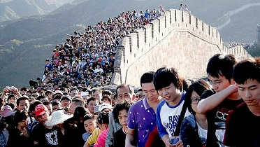 گردشگران چینی