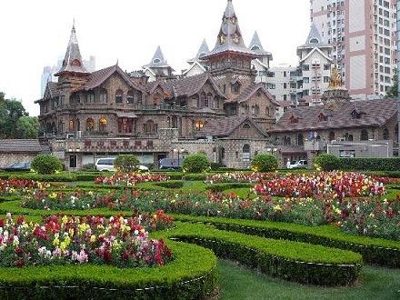 هتل و ویلای مولر در شانگهای