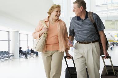 راهنمای سفر سالمندان و نکات سفری