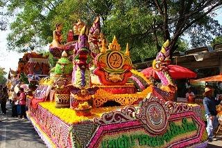 فستیوال گل تایلند