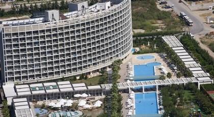 هتل کاروانسرای کندو در آنتالیا