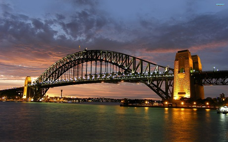 پل بندر سیدنی