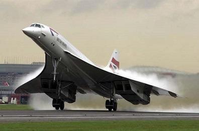 هواپیمای کنکورد