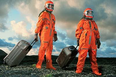 گردشگری فضایی