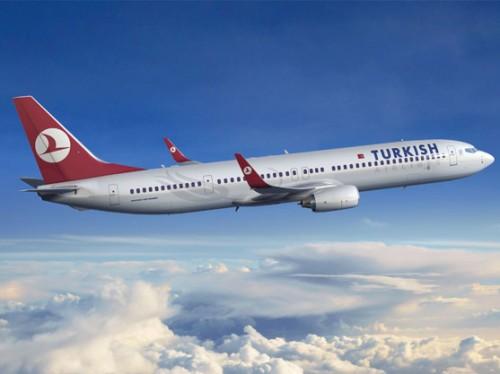 هواپیمایی ترکیه