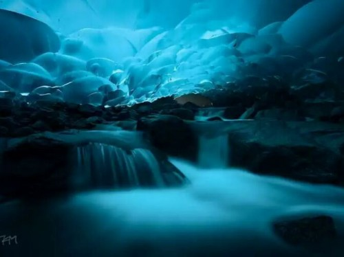 غارهای یخی