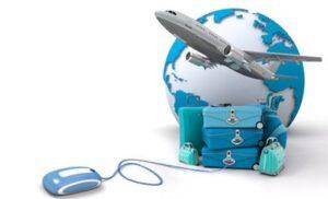 گردشگری آنلاین