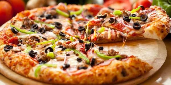 پیتزا