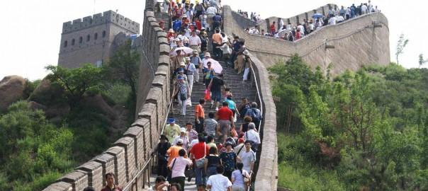 بازار سفر چین