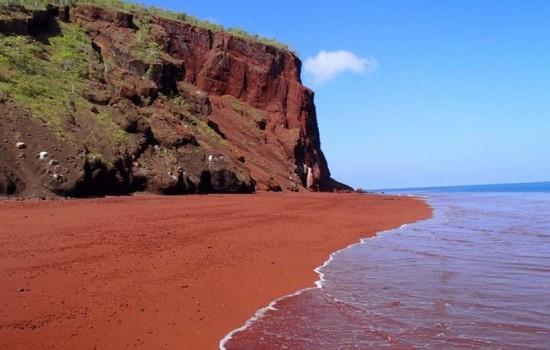 سواحل رنگین کمانی