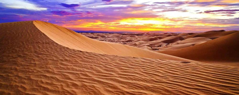 معروفترین صحراها