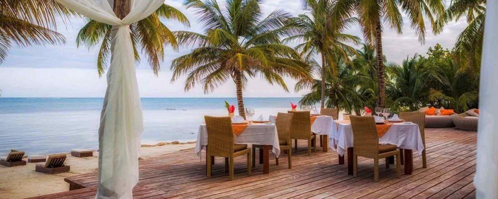 رستوران های جزایر