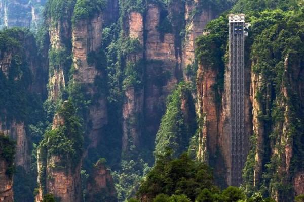 مرتفع ترین آسانسور جهان