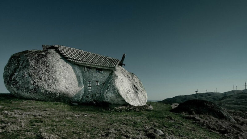 خانه-سنگی