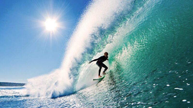 موج-سواری