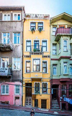 خانه های استانبول