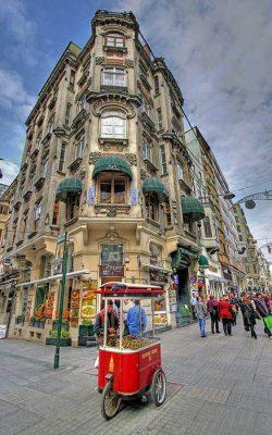 استانبول پایتخت ترکیه