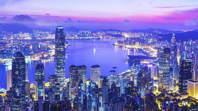 برج های هنگ کنگ