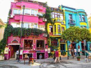 خیابان های دیدنی استانبول