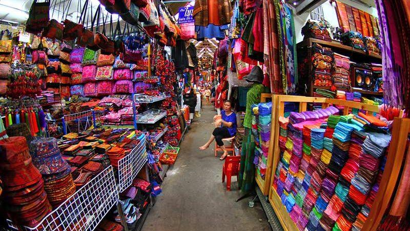 Chachuchak market بازار چاچوچاک