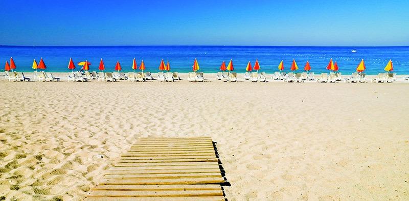 سواحل زیبای آنتالیا