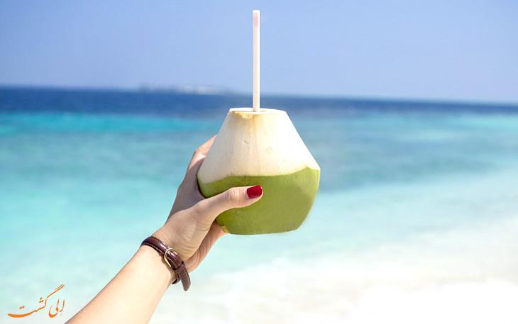 اطلاعات کلی جزیره مالدیو