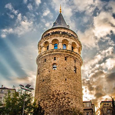 برج گالاتا در استانبول