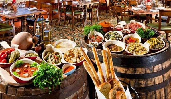 غذاهای ایروان