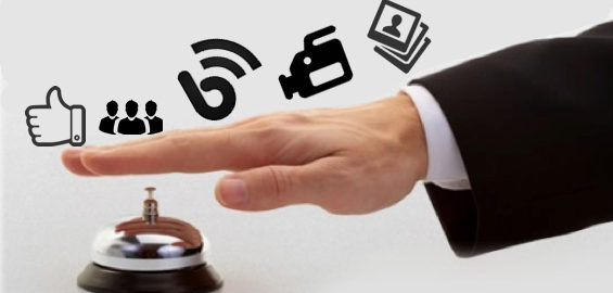 مزایای روابط عمومی در شبکه های اجتماعی برای هتل ها