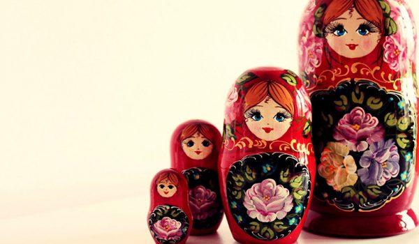 عروسک ماتروشکا
