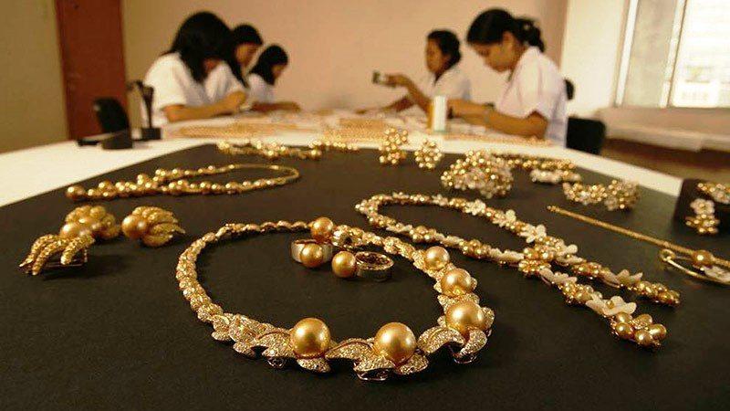 جواهرات تایلند