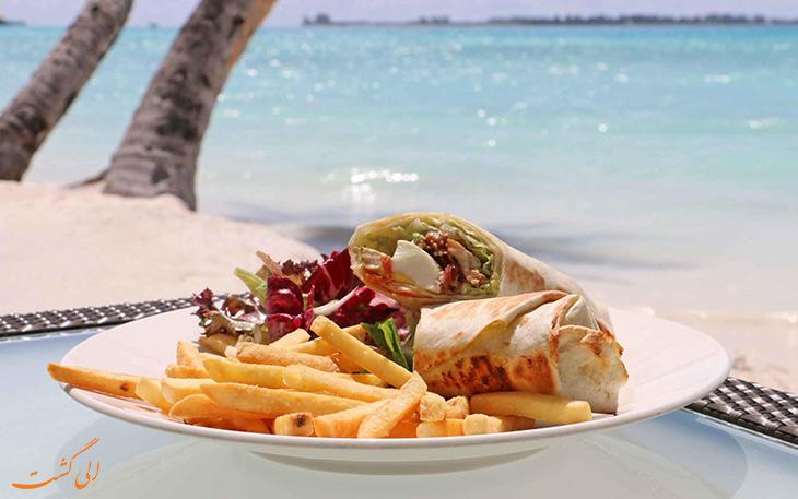 خورد و خوراک در مالدیو