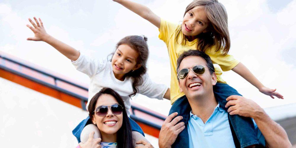 مسافرت خانوادگی