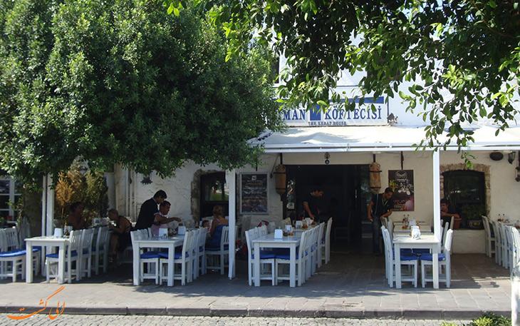 رستوران لیمان