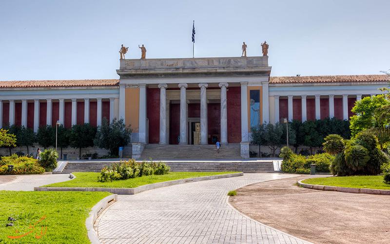 موزهی ملی باستانشناسی یونان
