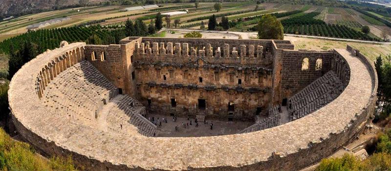 آفس تئاتر آسپندوس